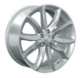 Автомобильный диск литой Replay FD44 8,5x20 5/114,3 ET 44 DIA 63,3 Sil