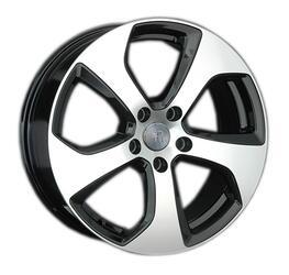 Автомобильный диск литой Replay VV150 7x17 5/112 ET 43 DIA 57,1 BKF