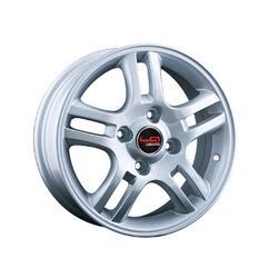 Автомобильный диск Литой LegeArtis KI5 6x15 4/114,3 ET 43 DIA 67,1 Sil