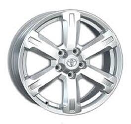 Автомобильный диск литой Replay TY101 7x17 5/114,3 ET 39 DIA 60,1 Sil