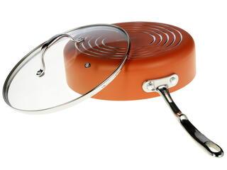 Сотейник Rondell Terrakotte RDA-540 коричневый