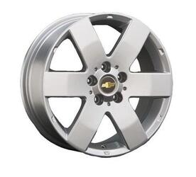 Автомобильный диск Литой Replay GN20 7x17 5/115 ET 45 DIA 70,1 Sil