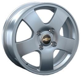 Автомобильный диск литой Replay GN31 6x15 4/114,3 ET 44 DIA 56,6 Sil