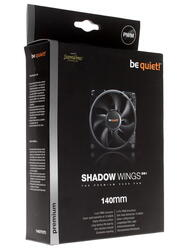 Вентилятор be quiet! ShadowWingsSW1 BL027