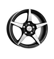 Автомобильный диск Литой K&K R-1 Рольф 6,5x16 5/114,3 ET 46 DIA 67,1 Алмаз блэк аурум