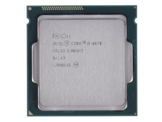 Процессор Intel Core i5-4670