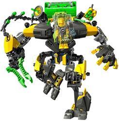 Конструктор LEGO Hero Factory Робот Эво XL 44022