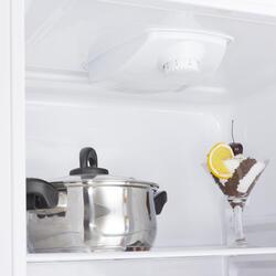 Холодильник с морозильником BEKO CS338020 белый