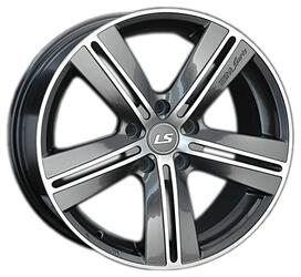 Автомобильный диск Литой LS 320 6,5x15 5/112 ET 45 DIA 57,1 GMF