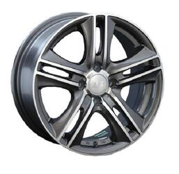 Автомобильный диск Литой LS 191 6x14 4/100 ET 39 DIA 73,1 GMF