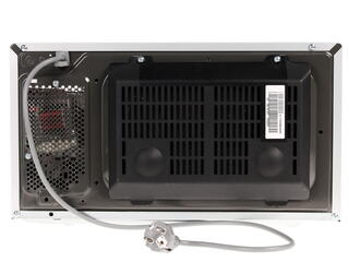 Микроволновая печь LG MH-6044V серебристый