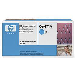 Картридж лазерный HP 502A (Q6471А)