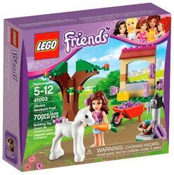 Конструктор LEGO Friends Маленькая лошадка Оливи