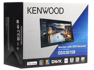 Автопроигрыватель Kenwood DDX3015R
