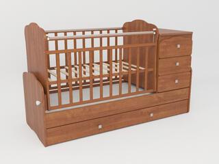 Кроватка-трансформер СКВ-9 930037