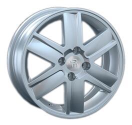 Автомобильный диск литой Replay NS116 6x15 4/100 ET 50 DIA 60,1 Sil