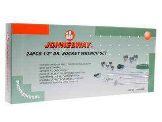 Набор торцевых головок Jonnesway S04H4524S