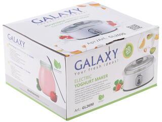 Йогуртница Galaxy GL 2690 белый