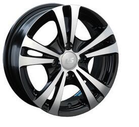 Автомобильный диск Литой LS 139 5,5x13 4/98 ET 35 DIA 58,6 BKF