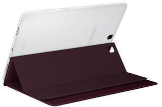 Чехол-книжка для планшета Samsung Galaxy Tab A 9.7 бордовый