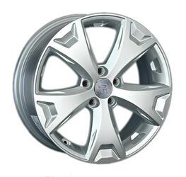 Автомобильный диск литой Replay SB15 6,5x16 5/100 ET 48 DIA 56,1 Sil