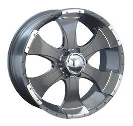 Автомобильный диск Литой LS 155 8,5x18 6/139,7 ET 25 DIA 77,8 GML