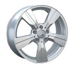 Автомобильный диск Литой Replay MR93 7x17 5/112 ET 49 DIA 66,6 Sil