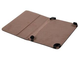 """6"""" Чехол-книжка PocketBook Gentle PBPUC-623-BC-L черный"""