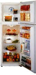 Холодильник с морозильником Daewoo Electronics FR291 белый
