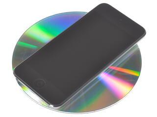 Мультимедиа плеер Apple iPod touch 5th Gen серый