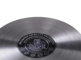 Кастрюля Taller TR-1026 серебристый