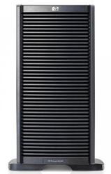 470065-106 Сервер Proliant ML350T06 E5506 SFF (Tower XeonQC 2.13GHz(4Mb)/3x2GbRD/P410i(256Mb/RAID5+0/5/1+0/1/0)/2x146Gb10kHDD(8SFF/16up)/DVDRW/iLO2std/2xGE/1xRPS460)