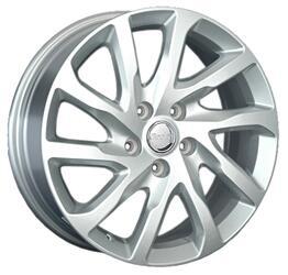 Автомобильный диск литой Replay H77 6,5x17 5/114,3 ET 50 DIA 64,1 Sil