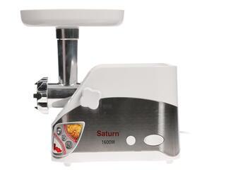 Мясорубка Saturn ST-FP1098 белый