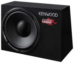 Автосабвуфер пассивный Kenwood KSC-W1200B