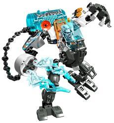 Конструктор LEGO Hero Factory Замораживающий робот Стормера 44017