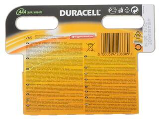 Батарейка Duracell Basic LR03-12BL