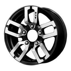 Автомобильный диск литой iFree Офф-лайн 6,5x16 5/139,7 ET 40 DIA 98 Блэк Джек