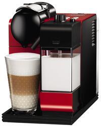 Кофемашина Delonghi EN 520R красный, черный
