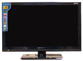 "22"" (55 см)  LED-телевизор Erisson 22LEJ96 черный"