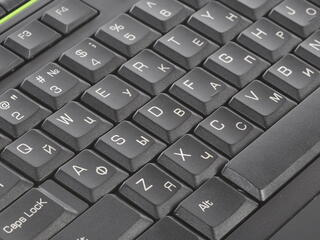 Клавиатура+мышь Defender I-Space 875 Nano