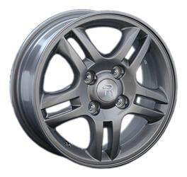 Автомобильный диск литой Replay KI5 6x15 4/114,3 ET 43 DIA 67,1 GM
