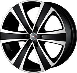 Автомобильный диск Литой MAK Fuoco 6 9x20 6/139,7 ET 20 DIA 112 Ice Black
