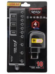 USB-разветвитель GiNZZU GR-380UA