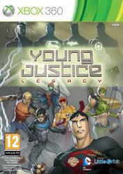 "Игра для Xbox 360 ""Young Justice: Наследие"""