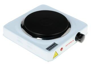 Плитка электрическая Supra HS-101 белый