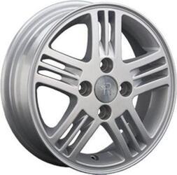Автомобильный диск Литой Replay HND27 5x14 4/114,3 ET 46 DIA 67,1 Sil