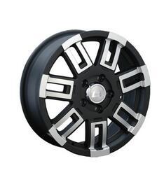 Автомобильный диск Литой LS 158 8x17 6/139,7 ET 30 DIA 110,1 BKF