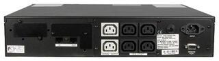ИБП Powercom Back-Up KIN 1500AP RM