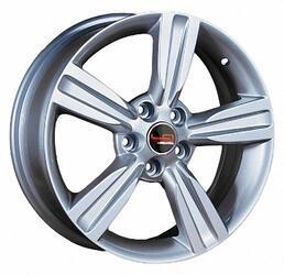 Автомобильный диск Литой LegeArtis NS77 6,5x17 5/114,3 ET 45 DIA 66,1 Sil